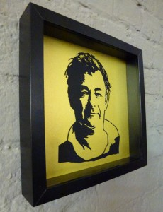 Brian Clough Papercut