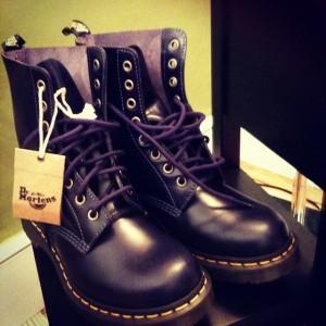Dr Marten's Boots