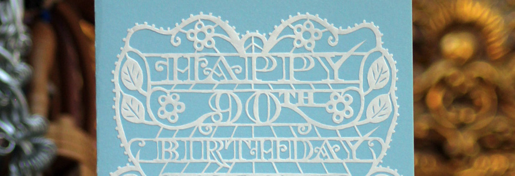 Card for Her Majesty